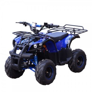 Электроквадроцикл HB-EATV 800N-NEW (1шт) мотор 800W,3аккум 12A/12V,скорость30км.вес100кг,