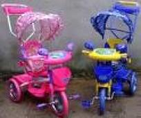 Велосипед трехколесный ЕТ 101 В-6/ А 6-1